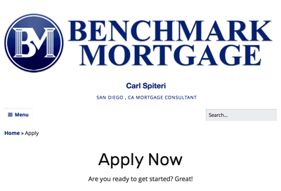 benchmark-mortgage